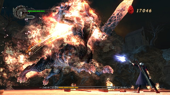 devil may cry 4 pc game screenshot review 3 Devil May Cry 4 (PC/MulTi2) Repack