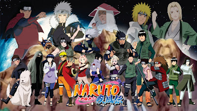 gambar ninja konoha wallpaper