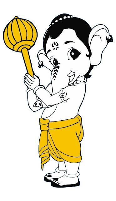 Bal Ganesh Cartoon Hindi