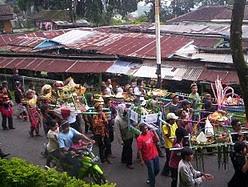 Tradisi Budaya Saparan di Kopeng, Semarang, Jawa Tengah
