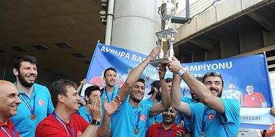 Fatih University, 13th European Universities Basketball Champions