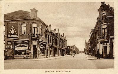 Postcard from Schoten