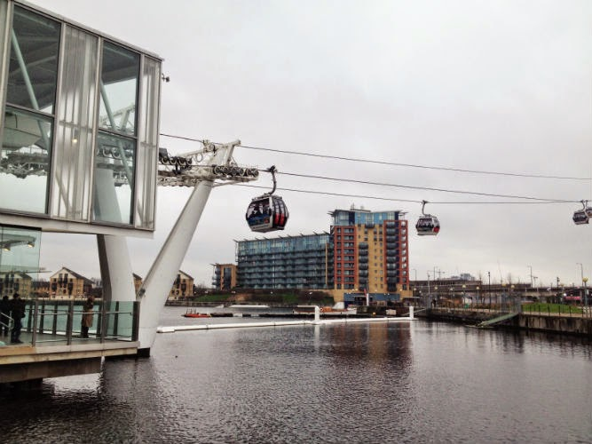 Flying the Emirates Airline