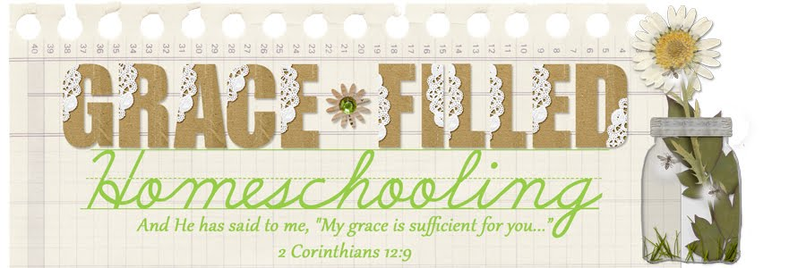 Grace Filled Homeschooling