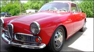 Detailing: Alfa Romeo