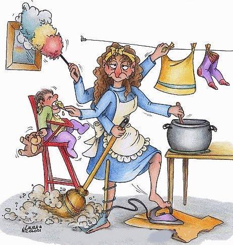 Nooo esto no no hay tiempo y adem s hoy no quer a hacer - Trabajo limpiando casas ...