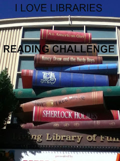January, Link Up, I Love Libraries Reading Challenge, 2016