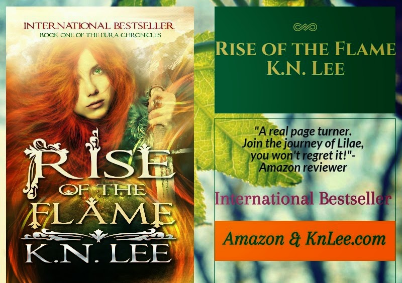 Rise of the Flame (Book One of the Eura Chronicles)