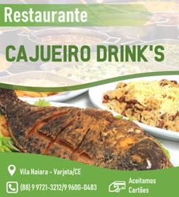 CAJUEIRO DRINK'S