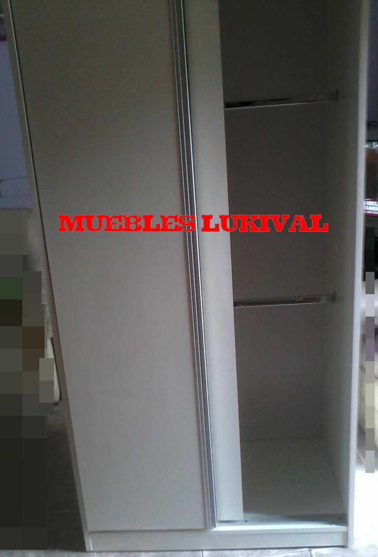 Muebles lukival placard con puertas corredizas - Muebles con puertas corredizas ...