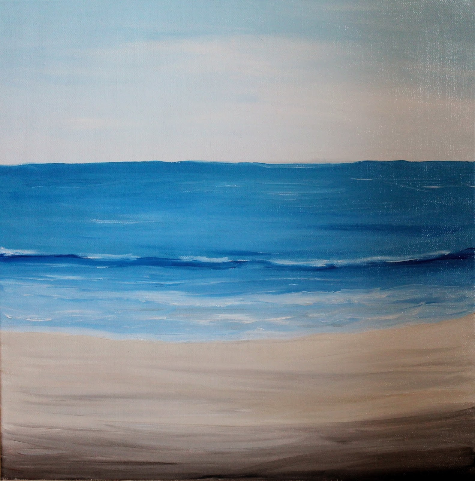 The gallery for easy acrylic paintings for Paintings to copy