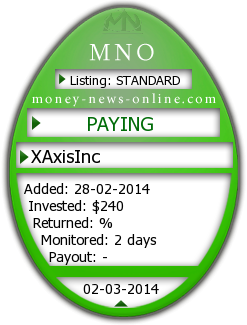 MNO ADDED 1ST MARCH 2014 UPDATED 2ND MARCH 2014