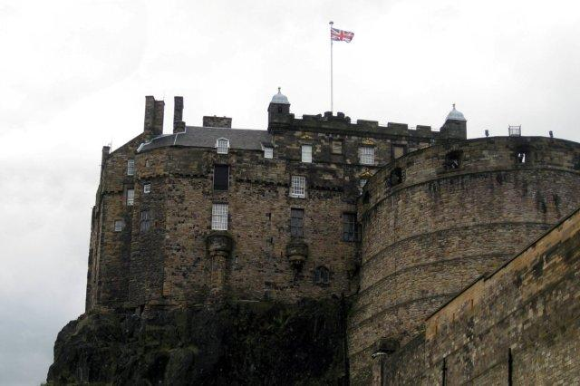 Castillo de Edimburgo, Edinburgh Castle