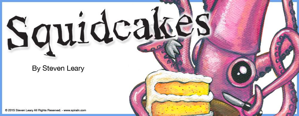 Squidcakes!