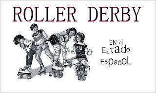 Roller Derby en el Estado Español
