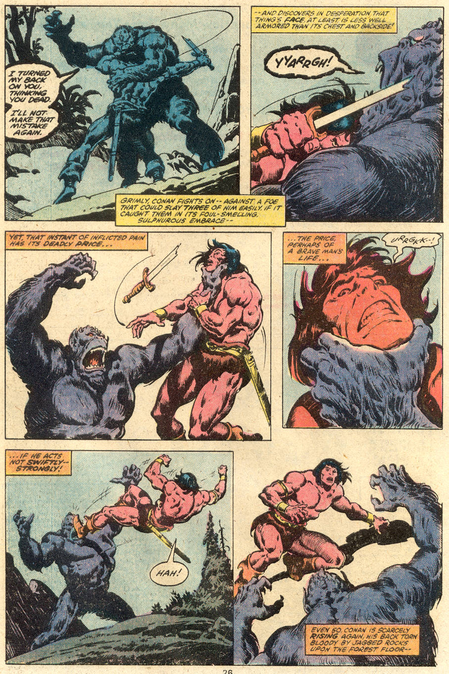Conan the Barbarian (1970) Issue #113 #125 - English 15