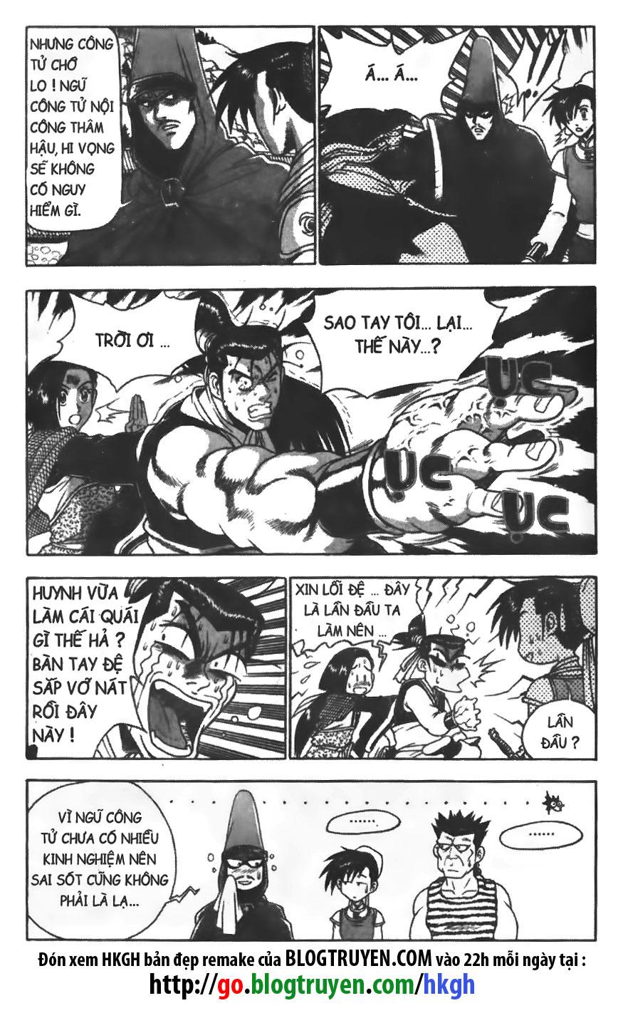 Hiệp Khách Giang Hồ chap 174 page 21 - IZTruyenTranh.com
