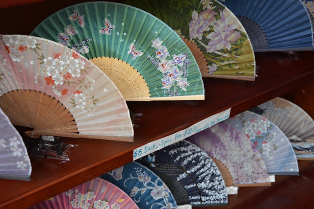 Pagoda Street Singapore fan