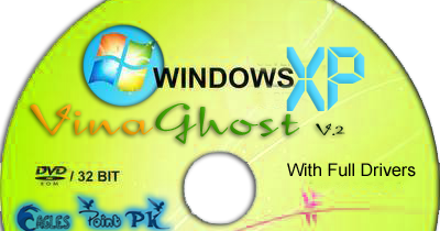 Download Windows XP SP3 VinaGhost V2 Driver Pack Free ...