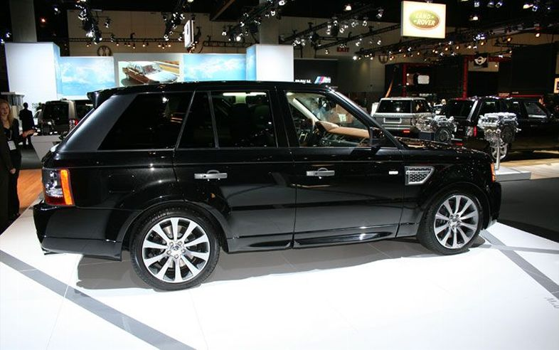 automobile trends 2010 range rover sport autobiography. Black Bedroom Furniture Sets. Home Design Ideas