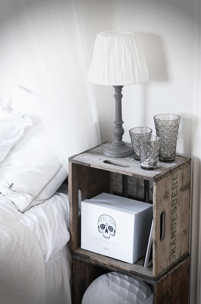 diy, side table, tine k, love warriors