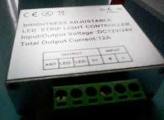 Светодиодная лента контроллер пульт ду