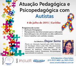 Curso Atuação Pedagógica e Psicopedagógica com Autistas