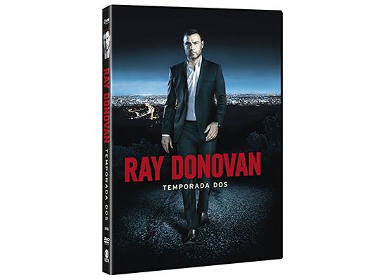 A la venta la segunda temporada de 'Ray Donovan' en DVD