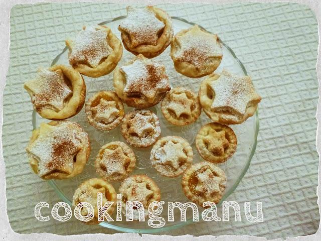 christmas pie (la versione natalizia della torta delle nonna)