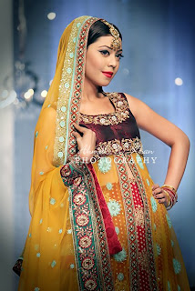 Shaiyanne Malik Bridal Wear