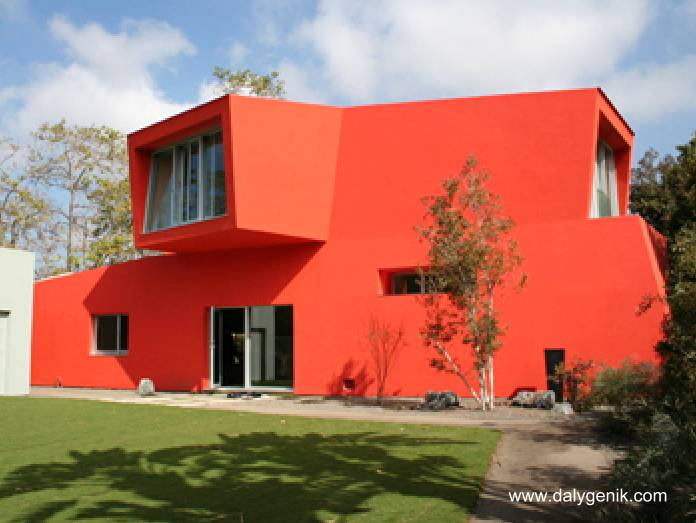 Arquitectura de casas estilo contempor neo americano - Estilo arquitectura contemporaneo ...