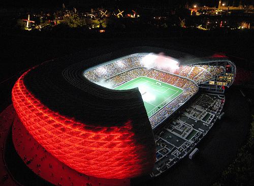 Lo mejor del futbol los mejores estadios del mundo - Los mejores sofas del mundo ...