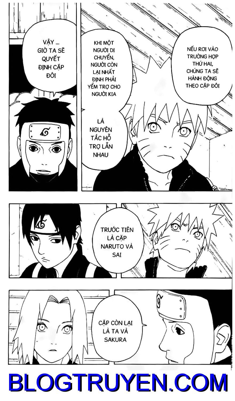 Naruto chap 288 Trang 4 - Mangak.info