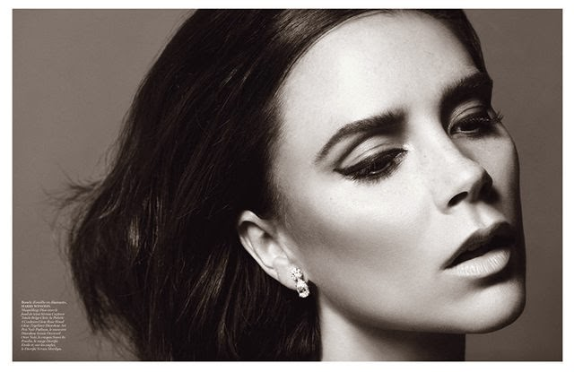 Victoria Beckham in Vogue Paris