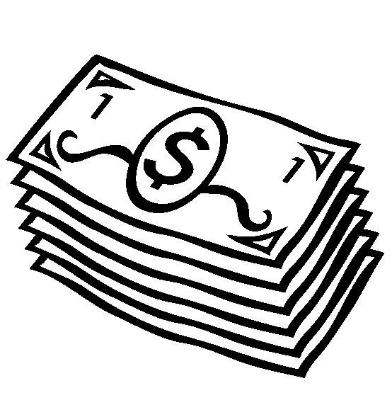 Dibujos de billetes  Imagui