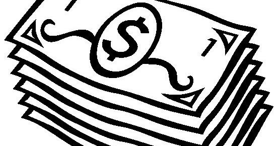 Billetes para colorear ~ 4 Dibujo