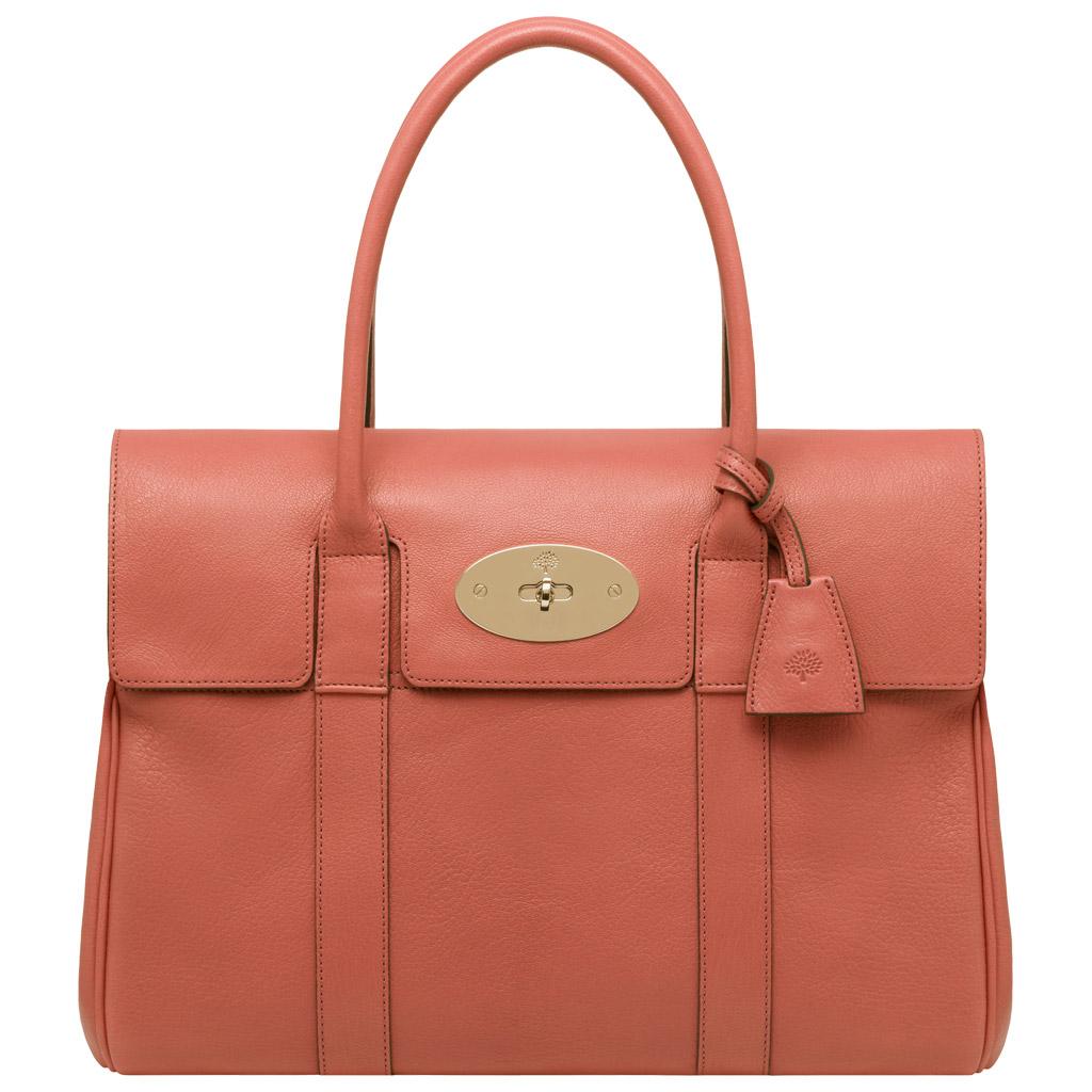 Mulberry Pink Shoulder Bag 117