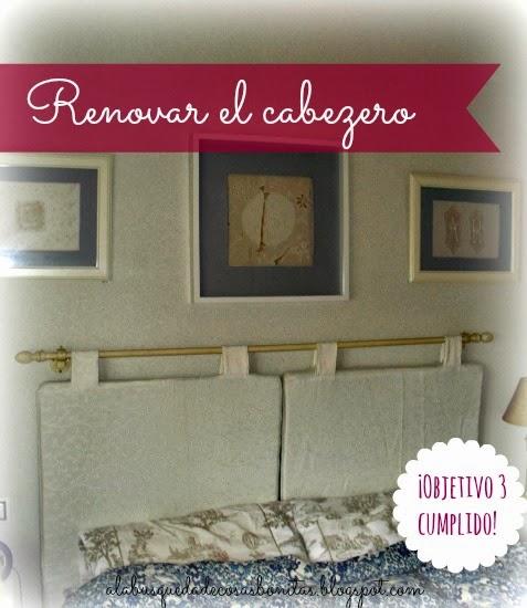 Como hacer un cabecero de cama aprender manualidades es - Ideas para hacer cabeceros de cama ...