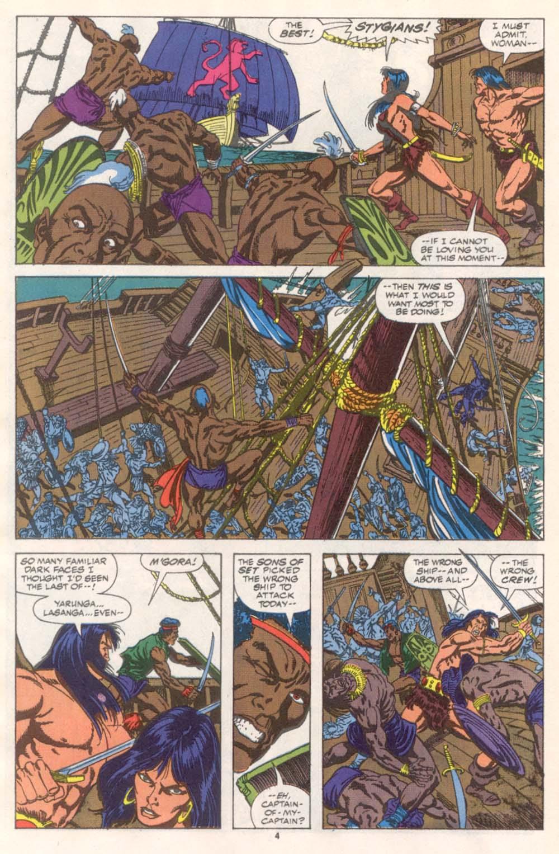 Conan the Barbarian (1970) Issue #243 #255 - English 5