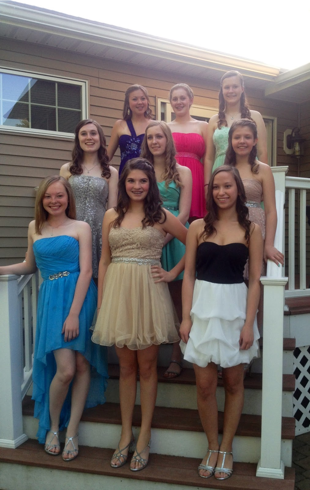 Semi Formal Dresses Teens 9th Grade