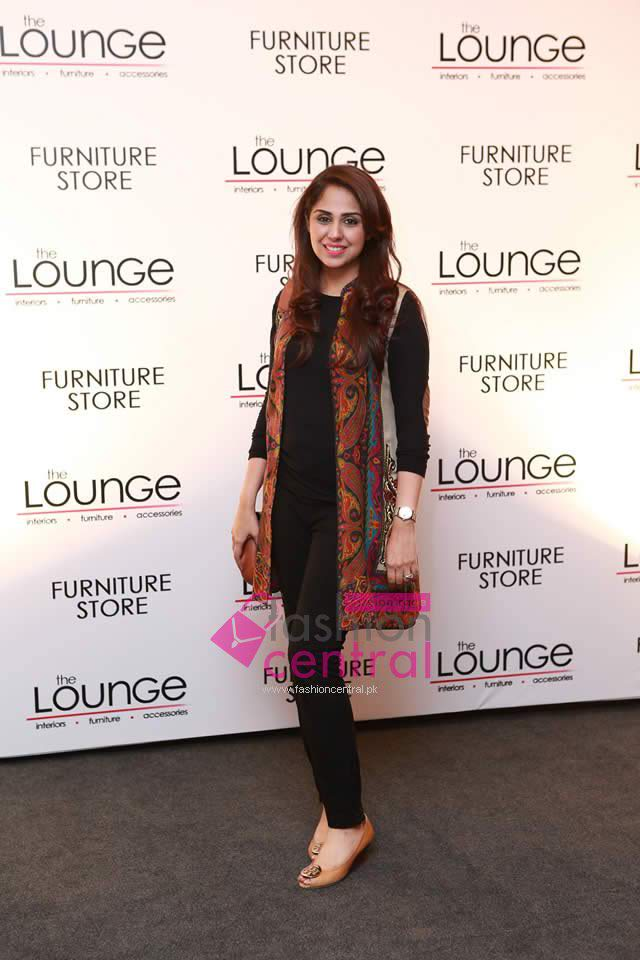 The Lounge Opens a  New Furniture Store In Lahore