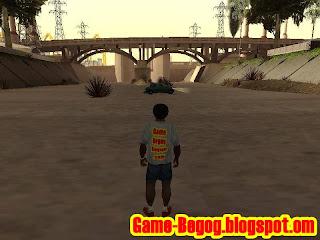 Mod Rasengan Shuriken GTA SA - Game Begog