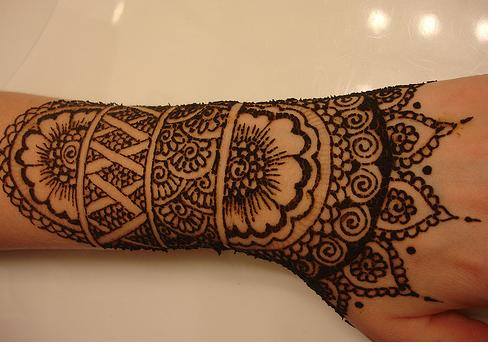 The Henna Page - Free Henna Patterns