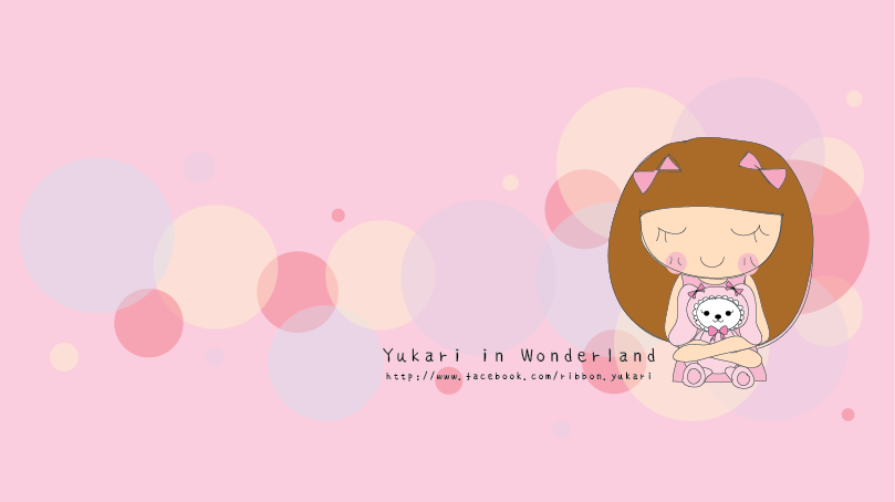 Yukari in Wonderland♥