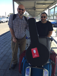 Have Bouzouki, will travel