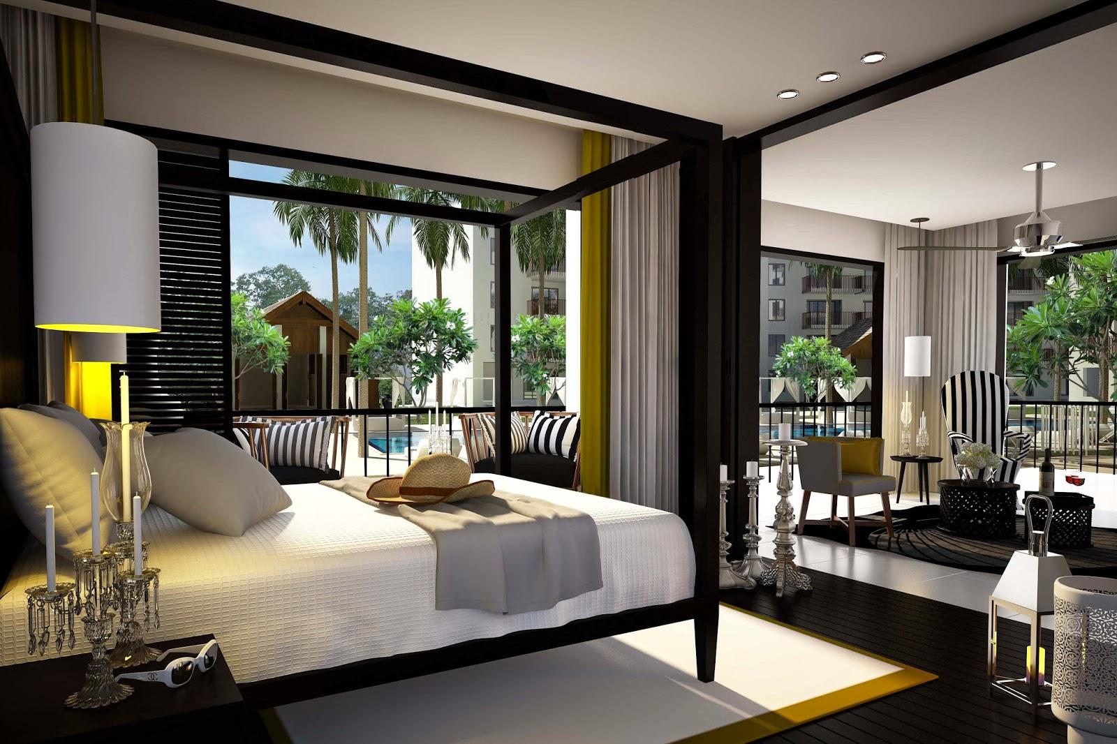 Interior Design Styles for Modern Bedroom