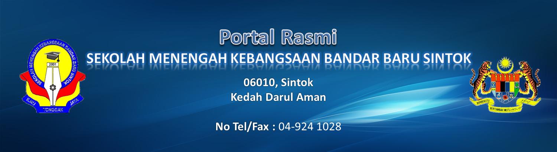 Portal Rasmi SMK Bandar Baru Sintok | SMKBBS