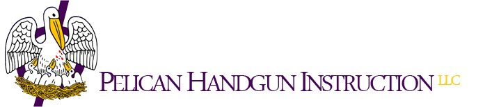 Pelican Handgun Instruction