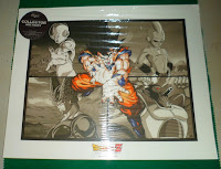 Dragon Ball Z Artprint AbyStyle