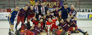 HOCKEY PATINES - Llega la décima Supercopa para el Barcelona